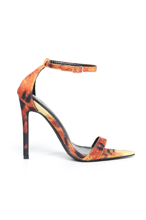 2acb14313819 Gone Wild Heeled Sandal - Tiger
