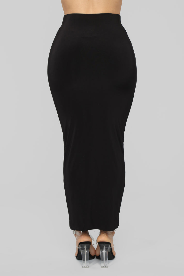 Across the Universe Skirt - Black