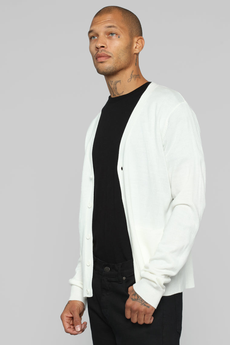 Joel Cardigan - Cream
