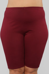 Leyla Long Sleeve Lounge Set - Burgundy Angle 14