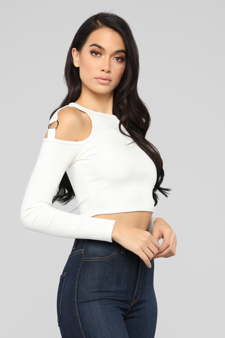 Doing It My Way Top - White
