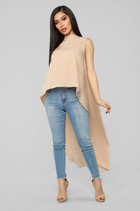 Love Like Yours Top - Taupe