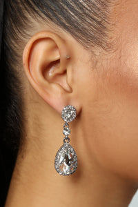 What Do You Prefer Earrings - Silver