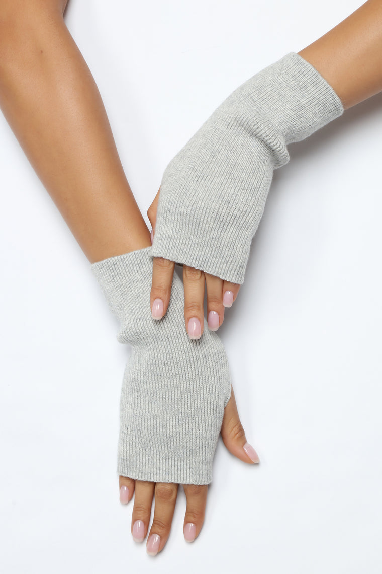 Burry Cold Gloves - Grey