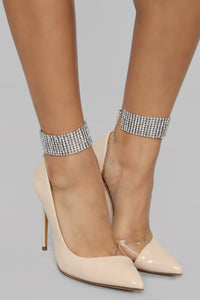 Ankle Candy Anklet Set - Silver