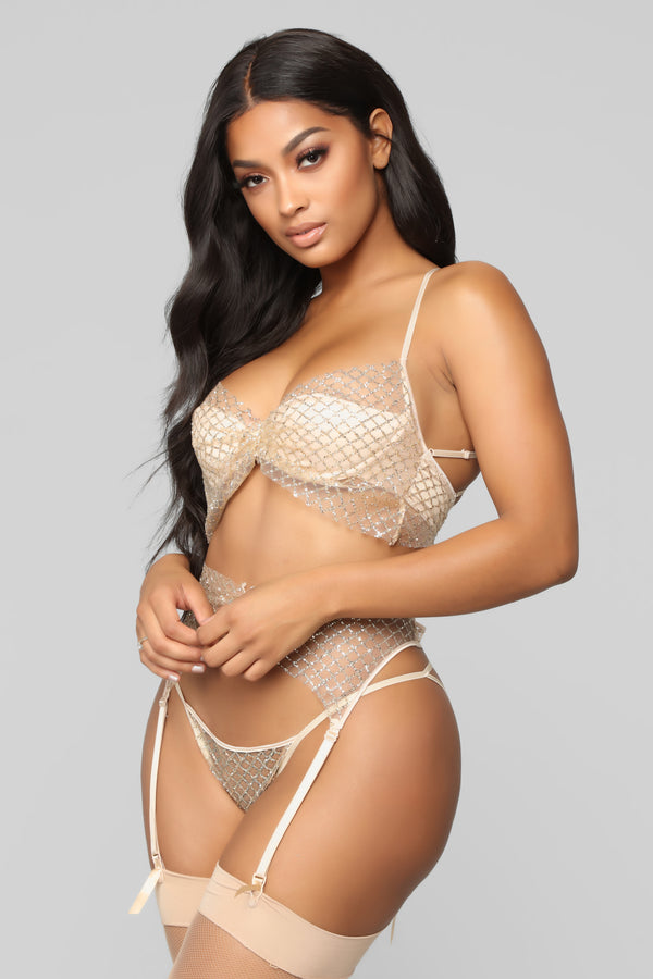 041ea691c1b Hollywood Fame 3Pc Set - Nude