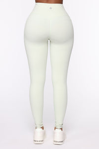 Passionate Active Legging In Power Flex - Mint