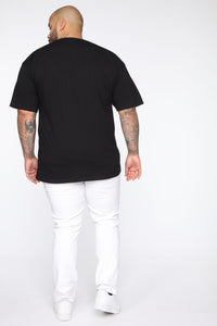 Stolen Whip Short Sleeve Tee - Black/combo Angle 11