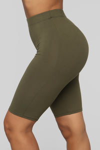 Loving You Is Easy Lounge Set - Olive Angle 6