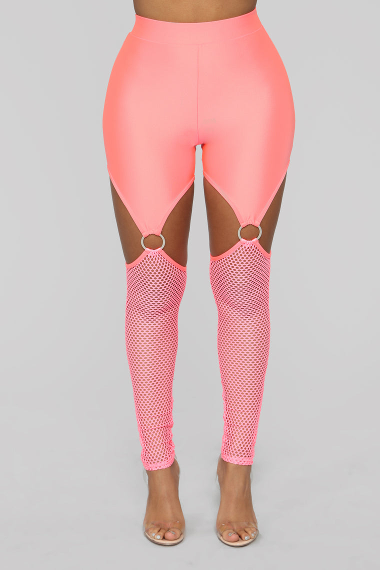 Wild Thoughts Leggings - Pink