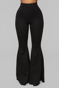 Major Moment Pant Set - Black