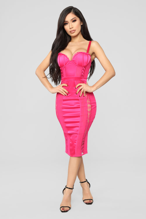 Cute Plus Size Club Dress