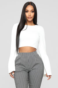 Very Independent Top - Ivory