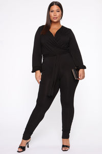 Built For This Jumpsuit - Black Angle 5