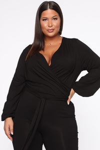 Built For This Jumpsuit - Black Angle 6