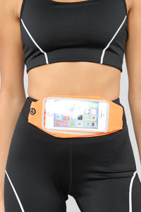 Work It Out Fanny Pack - Orange