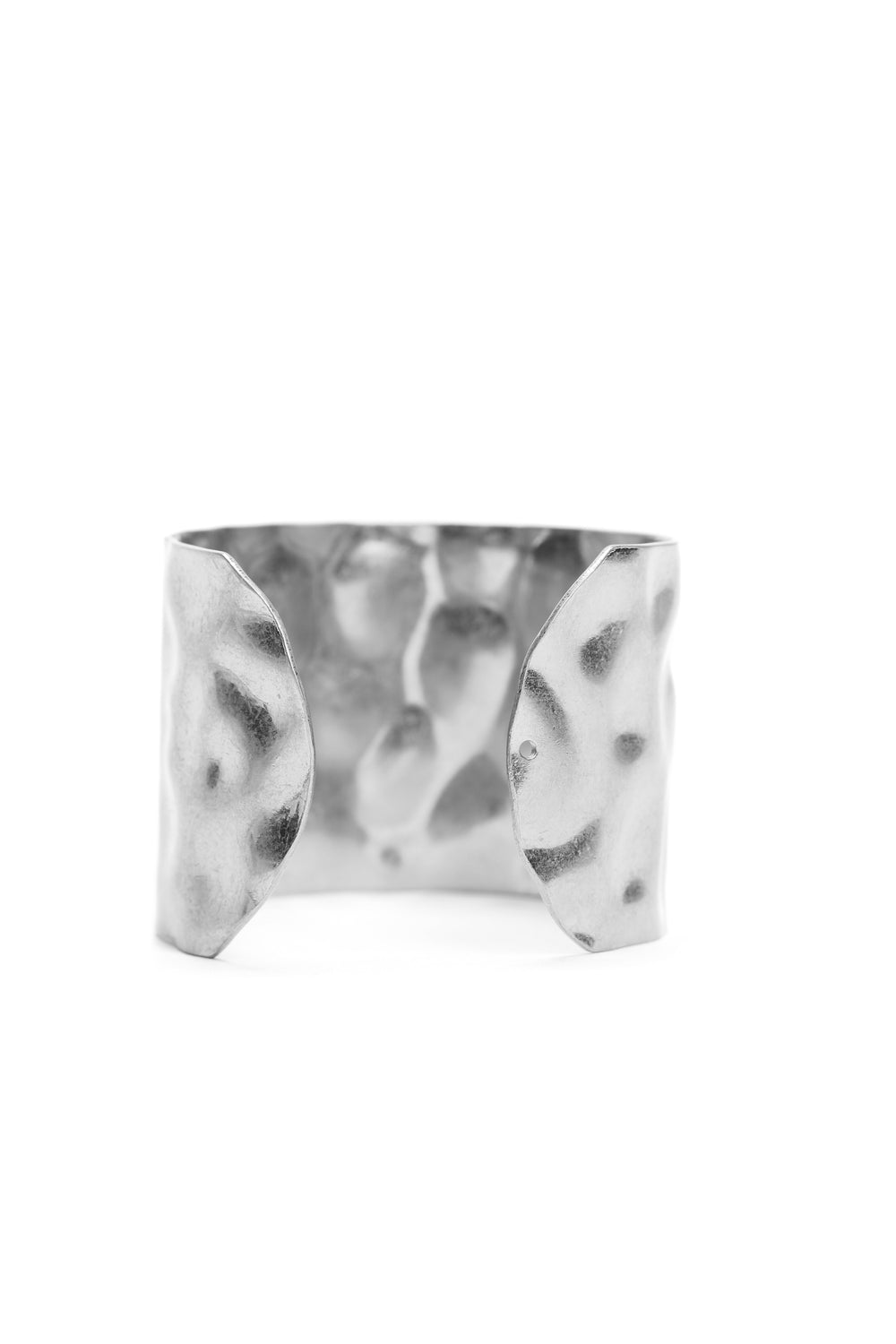 Text Her Cuff - Silver