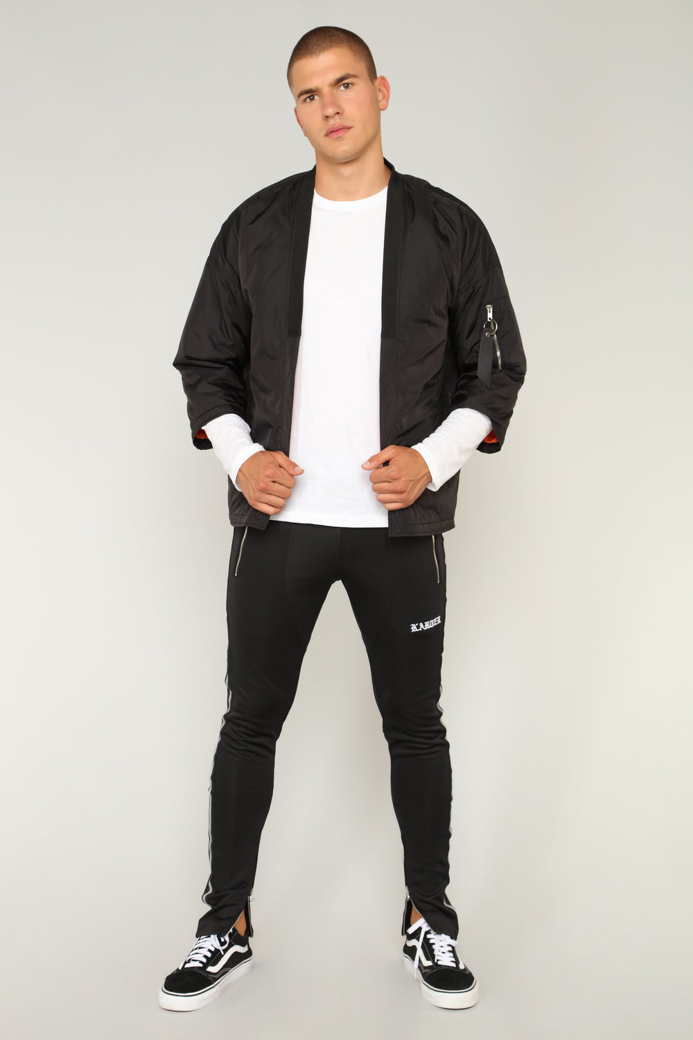 Son Bomber - Black
