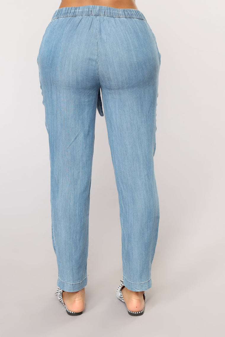 Festie Babe Pants - Denim