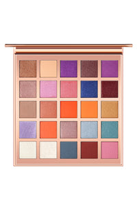 Lurella 25 Color Eye Shadow Palette - Multi
