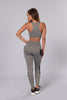 In Shape Legging - Charcoal/Black