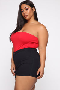 Essential Bandeau - Red