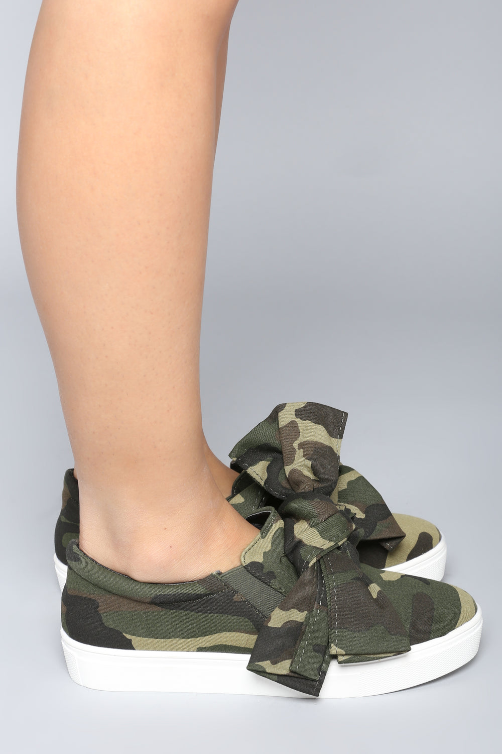 Can't Escape Sneaker - Camo