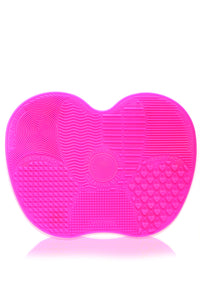 Cala Make Up Brush Cleansing Mat - Pink