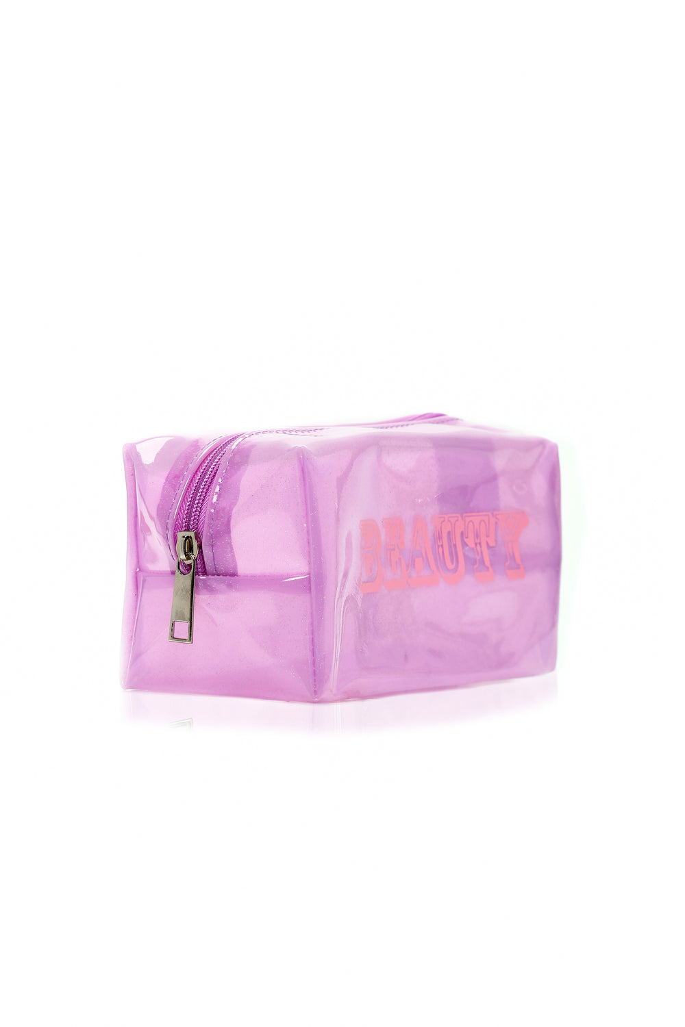 The Case Of The Beauty Bag - Pink
