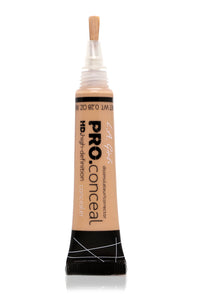 Concealed Weapon High Def Concealer - Light Ivory