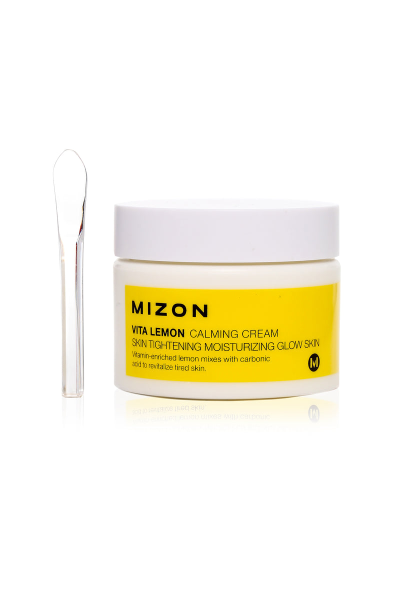 Mizon Vita Lemon Calming Cream - Yellow