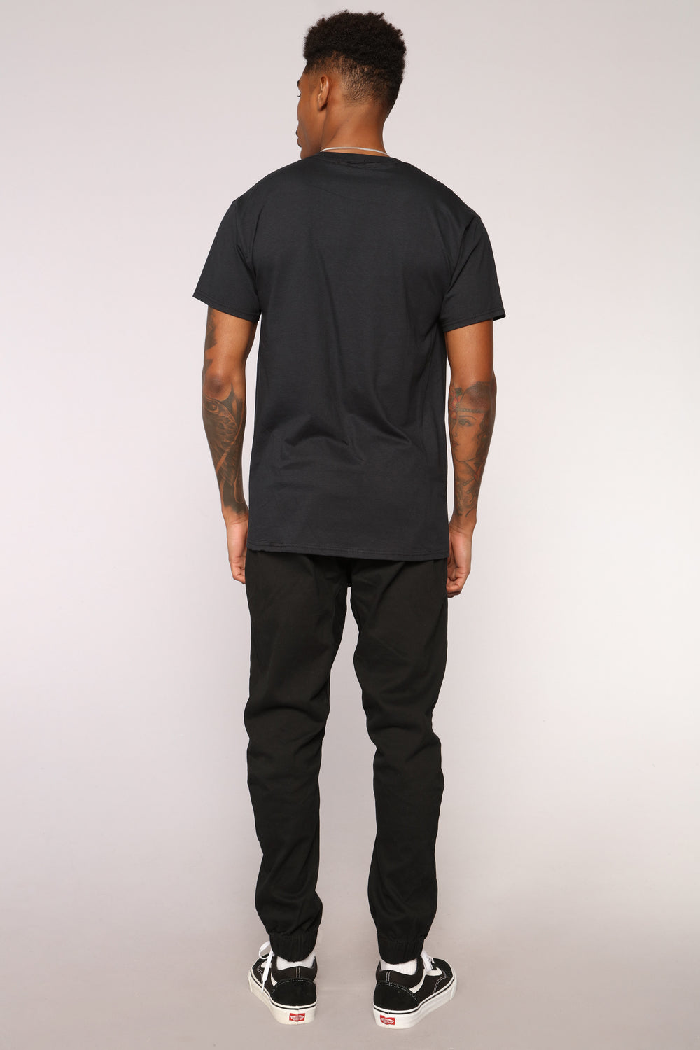 Teen Spirit Tee - Black/Combo