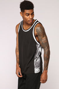 Frankie Tank - Black/White