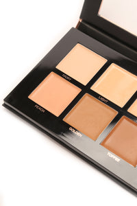 Profusion Cosmetics Studio Icon Collection Conceal Palette