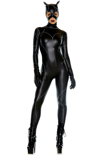 On The Prowl Costume - Black