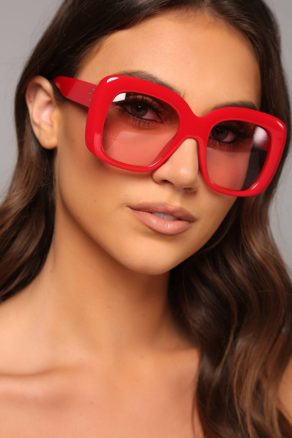 Dazed And Confused Sunglasses - Red