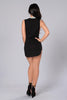 Sitting Courtside Tunic - Black