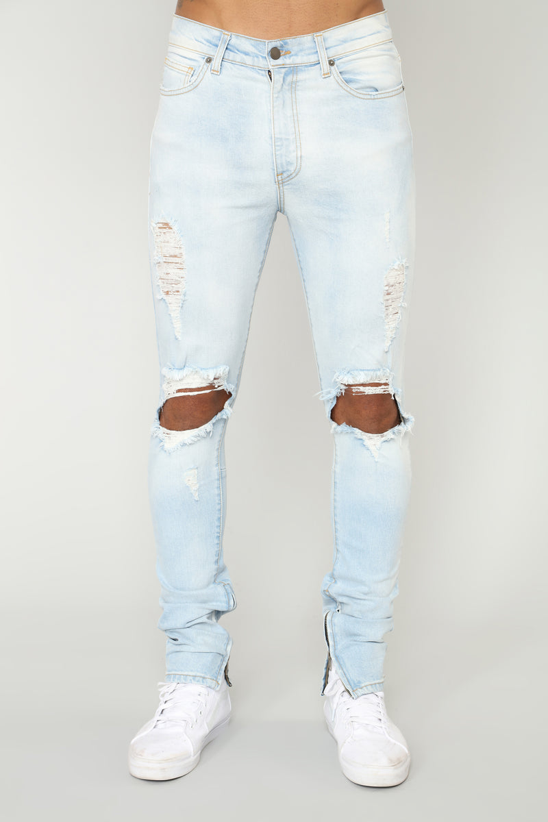 Demeter Skinny Jeans - LightWash