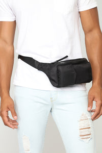 Own Fanny Pack - Black
