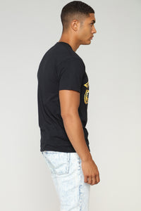 Out Kast Short Sleeve Tee - Black
