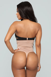 Hug Me Close Shapewear Panty - Nude