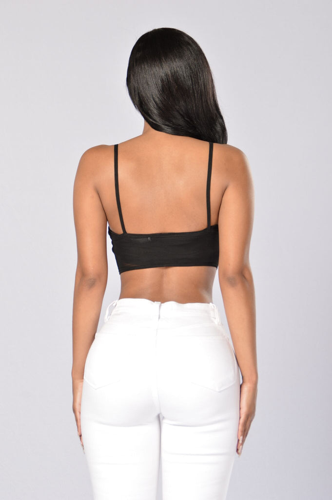 Straight Killin' It Bodysuit - Black
