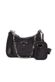 Fashion Week Crossbody Bag - Black