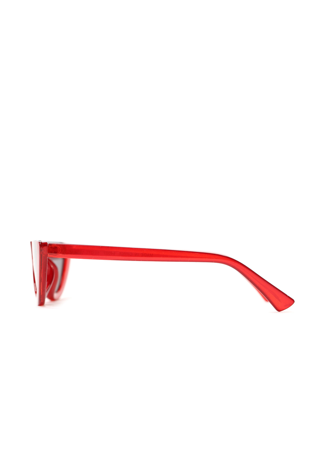 Speed Racer Sunglasses - Red