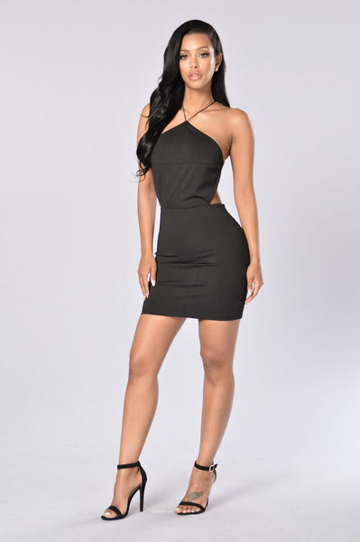 Simone Dress - Black