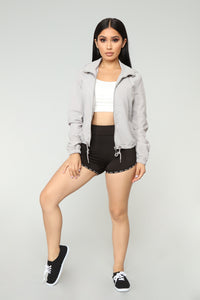 Very Good Advice Jacket - Grey