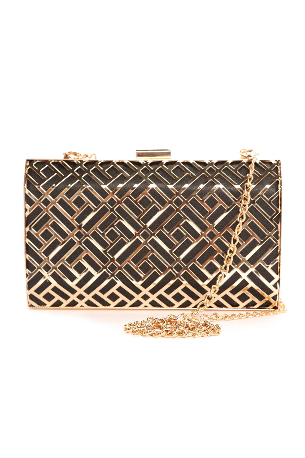 Case Closed Clutch - Black