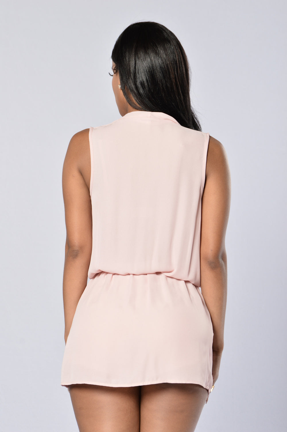 Love Letter Dress - Blush