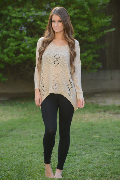 Jenna Sweater - Beige