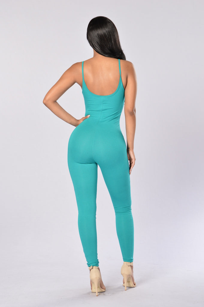 Nova Season Jumpsuit - Teal